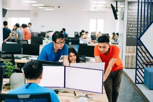 Nhiều công ty khởi nghiệp chọn chuyển đổi số ngay từ đầu