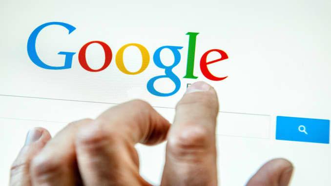 Nga có thể kiện Google vì không xóa nội dung bị cấm