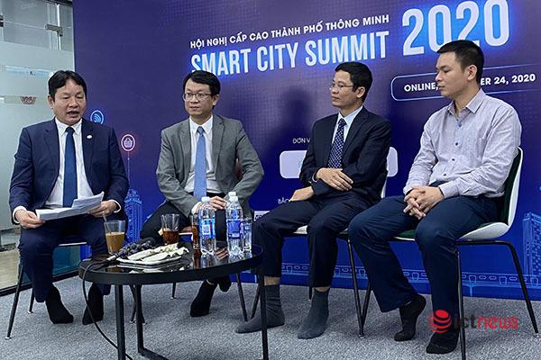 Công nghệ số đã len lỏi vào mọi lĩnh vực của đô thị thông minh