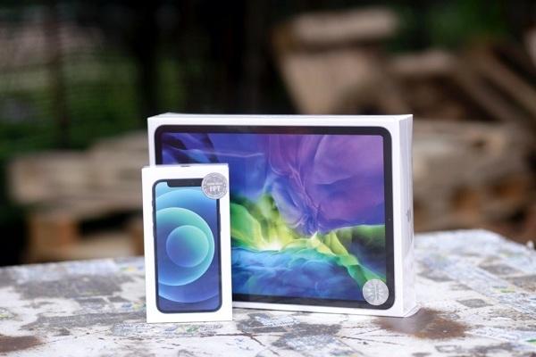 iPhone 12 VN/A tem chính hãng FPT sắp lên kệ tại Việt Nam