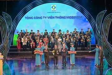 Năm giải pháp của MobiFone được công nhận Thương hiệu Quốc gia Việt Nam 2020