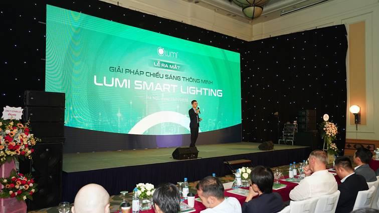 CEO Lumi: 'Nguyên lý chiếu sáng phải lấy con người làm trung tâm'