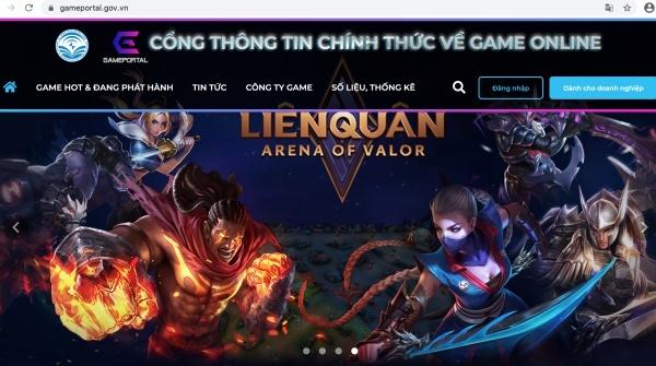 Doanh thu game lậu ngang ngửa game chính thống tại thị trường Việt Nam