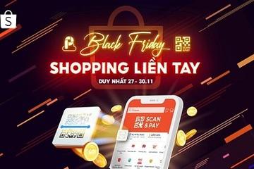 Đón Black Friday, người dùng ví AirPay nhân đôi ưu đãi khi mua sắm thời trang