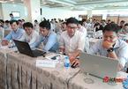 Hơn 200 cán bộ của 12 tỉnh phía Nam diễn tập bóc gỡ mã độc trong hệ thống