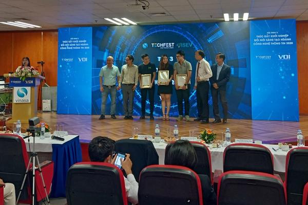 Techfest 2020: Lộ diện Top 3 startup chuyển đổi số lĩnh vực CNTT