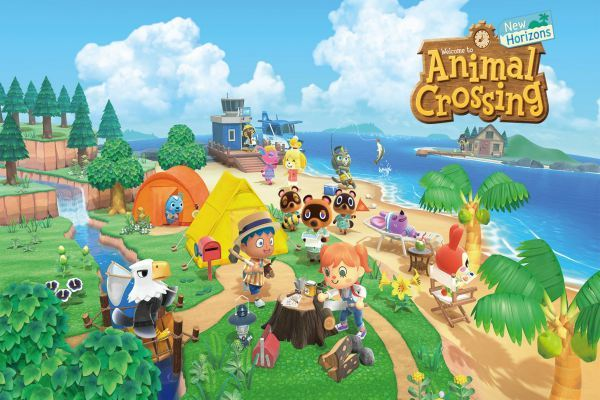 Doanh số Animal Crossing cán mốc kỷ lục chưa từng có ở dòng game console