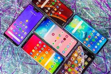 Điện thoại Trung Quốc 'xâu xé' miếng bánh của Huawei