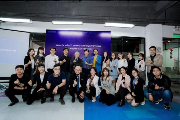 Cựu Giám đốc kinh doanh Haravan Đỗ Hữu Thuận bắt tay vào sự nghiệp giáo dục: 'Make Education Better'