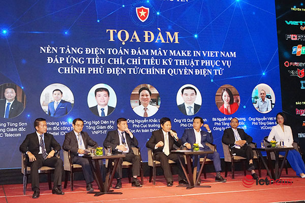 Doanh nghiệp Việt đặt mục tiêu chiếm 50% thị trường điện toán đám mây trong nước
