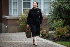 Mạnh Vãn Chu có thể về Trung Quốc nếu nhận tội