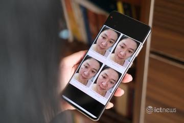 """""""Rô bốt"""" phân tích da mặt cho khách mua hàng online tại Việt Nam"""