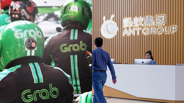 Grab và công ty mẹ Shopee thắng giấy phép ngân hàng số Singapore