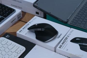 Chuột dành cho máy Mac có thể sử dụng trên cả mặt kính