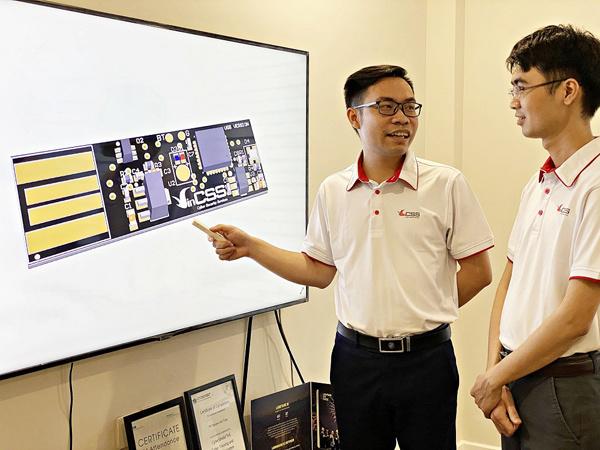 Khóa xác thực của Việt Nam được Microsoft khuyến nghị sử dụng