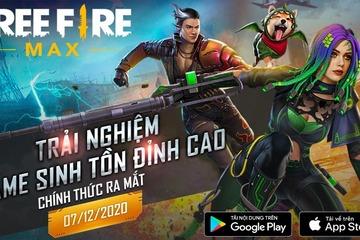 Free Fire MAX sẽ được phát hành tại Việt Nam vào ngày 7/12