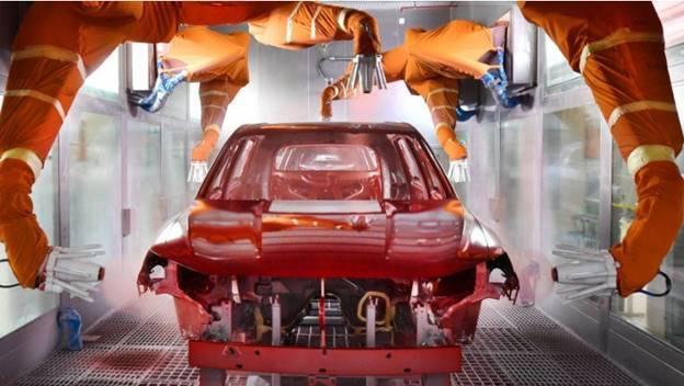 Ngành công nghiệp ô tô của Trung Quốc bị ảnh hưởng do thiếu hụt nguồn chipset