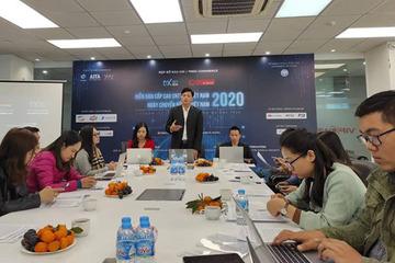 Ngày chuyển đổi số Việt Nam 2020 ứng dụng công nghệ nhận diện khách tham dự
