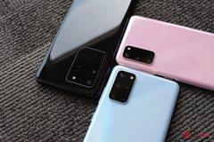Samsung Galaxy S20+ và S20 Ultra giảm giá mạnh