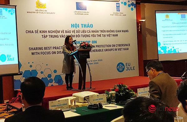 Người dùng Internet Việt Nam vẫn đăng công khai nhiều thông tin cá nhân nhạy cảm