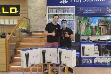 PlayStation 5 cháy hàng, giá vẫn đắt gấp 3 lần ở Việt Nam