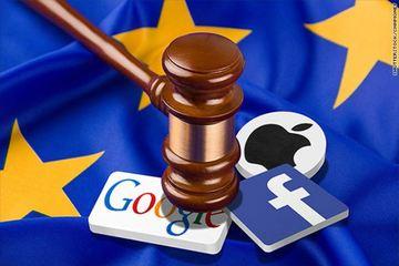 EU sẽ yêu cầu các công ty công nghệ lớn thực hiện trách nhiệm quản lý Internet