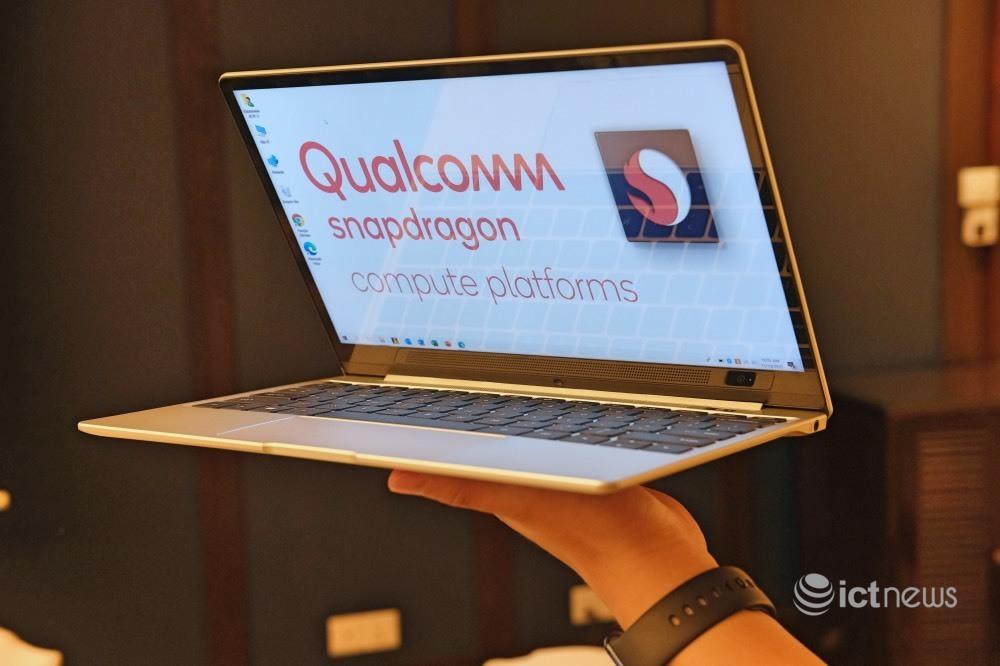 Khi nào có laptop kết nối 5G tại Việt Nam?