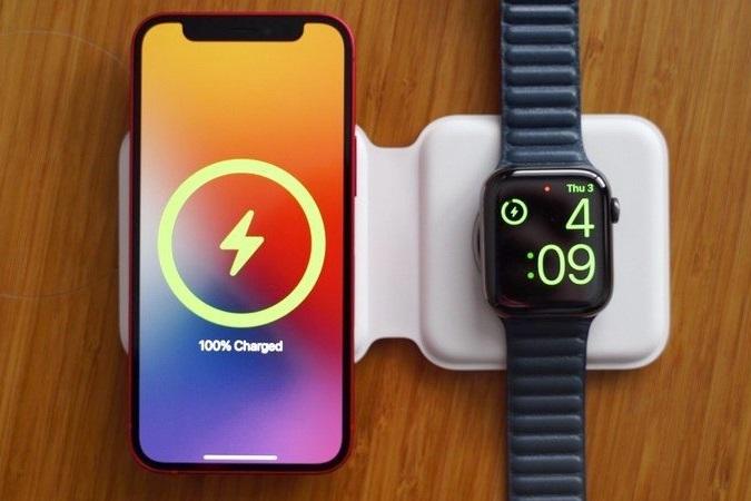 Apple,MagSafe Duo,sạc không dây