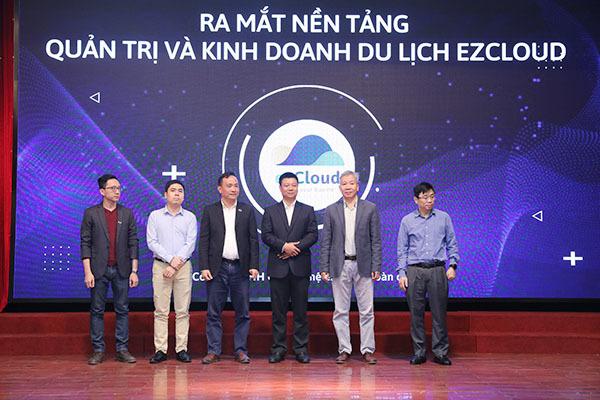 """Ra mắt nền tảng """"Make in Việt Nam"""" ezCloud hỗ trợ chuyển đổi số ngành du lịch"""