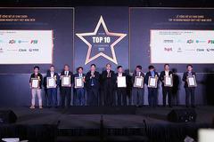 """Hơn 80% """"Top 10 Doanh nghiệp CNTT Việt Nam 2020"""" áp dụng công nghệ 4.0"""