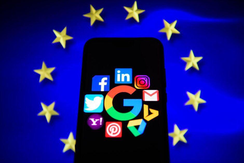 Big Tech tiếp tục gặp khó tại châu Âu với dự luật mới