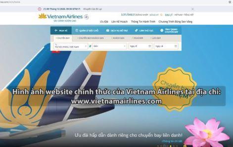 Cảnh giác với các website bán vé máy bay giả mạo y cắp thông tin cá nhân