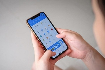 Người tiêu dùng gia tăng thanh toán trực tuyến trong ngày 12/12, với giao dịch qua ví điện tử AirPay tăng 40 lần trong giờ đầu tiên