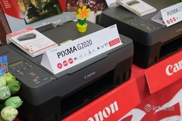 Canon ra mắt mẫu máy in đa năng cho văn phòng