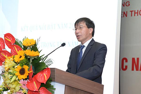 Ông Nguyễn Đức Trung, Cục trưởng Cục Tần số Vô tuyến điện cho biết, trong năm 2020, Cục đã cấp phép băng tần thử nghiệm 5G cho Viettel, VNPT và MobiFone.