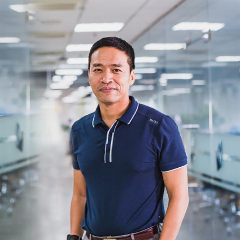 """CEO Lê Hồng Minh: """"Lúc ký hợp đồng vẫn không biết mặt mũi Võ Lâm Truyền Kỳ ra sao"""""""