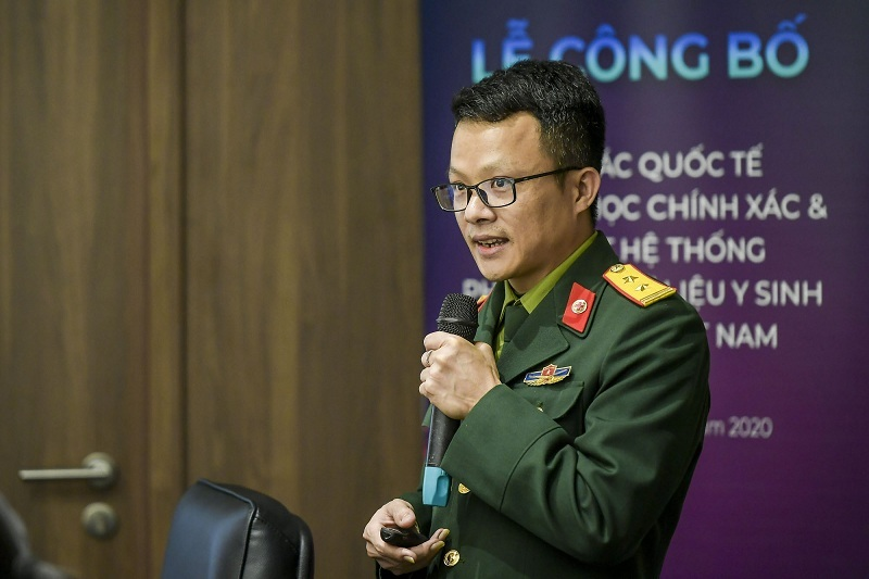 Vingroup công bố hợp tác quốc tế & ra mắt hệ thống quản lý dữ liệu y sinh lớn nhất Việt Nam