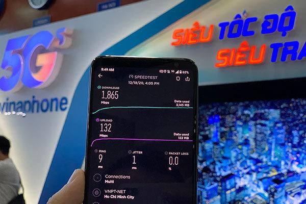 VNPT,5G,dịch vụ 5G,công nghẹ 5G,giá cước 5G,5G là gì