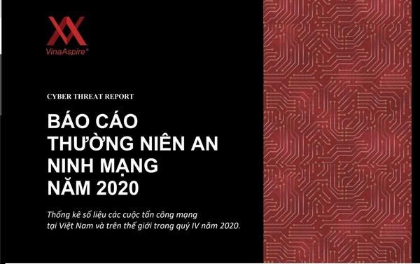 Quý IV/2020, Việt Nam bị tấn công mạng đứng thứ 7 thế giới