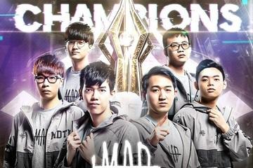 Saigon Phantom gục ngã nhìn đối thủ nâng cúp vô địch AIC 2020