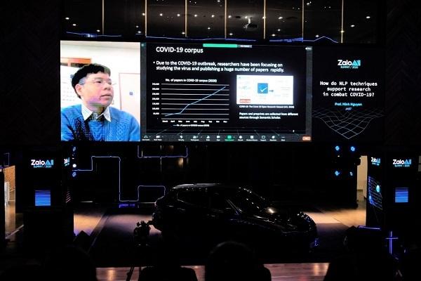 Zalo AI Summit 2020 – Trí tuệ nhân tạo giúp cuộc sống người Việt dễ dàng hơn