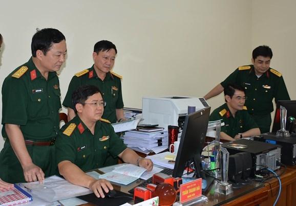 Ứng dụng CNTT để bảo đảm an toàn thông tin bảo hiểm y tế trong Bộ Quốc phòng