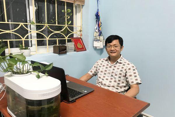 công nghệ mới,cảnh bảo người ngã,make in vietnam
