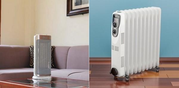 Chọn thiết bị nào để sưởi ấm vào mùa đông?