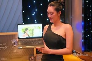 Laptop mỏng nhẹ của Fujitsu có giá từ 29,99 triệu đồng