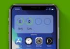 Hướng dẫn thay widget báo dung lượng pin chi tiết trên iOS 14