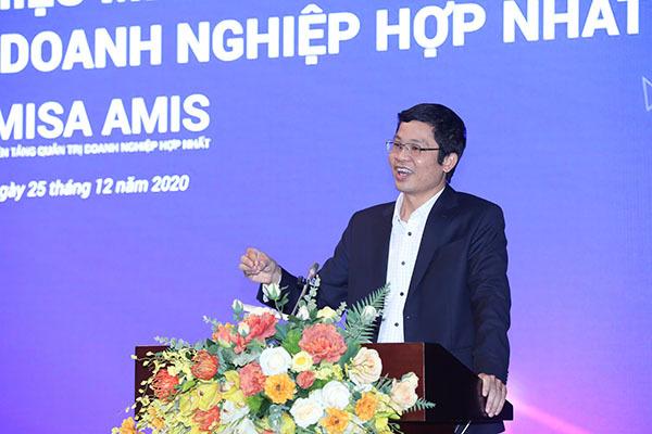 """Nền tảng quản trị """"Make in Vietnam"""" giải 3 bài toán lớn cho doanh nghiệp trong chuyển đổi số"""