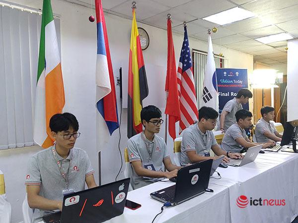 Các đội thi chung kết WhiteHat Grand Prix 6 phát hiện 20 lỗi trong các hệ thống thực