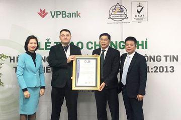 Thêm hệ thống quản lý an toàn thông tin ngân hàng đạt chuẩn quốc tế
