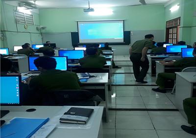 Bình Định đào tạo bảo mật cơ yếu cho 367 cán bộ CSDLQG về dân cư